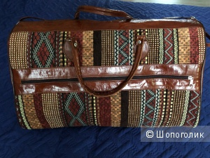 Дорожная сумка из Туниса