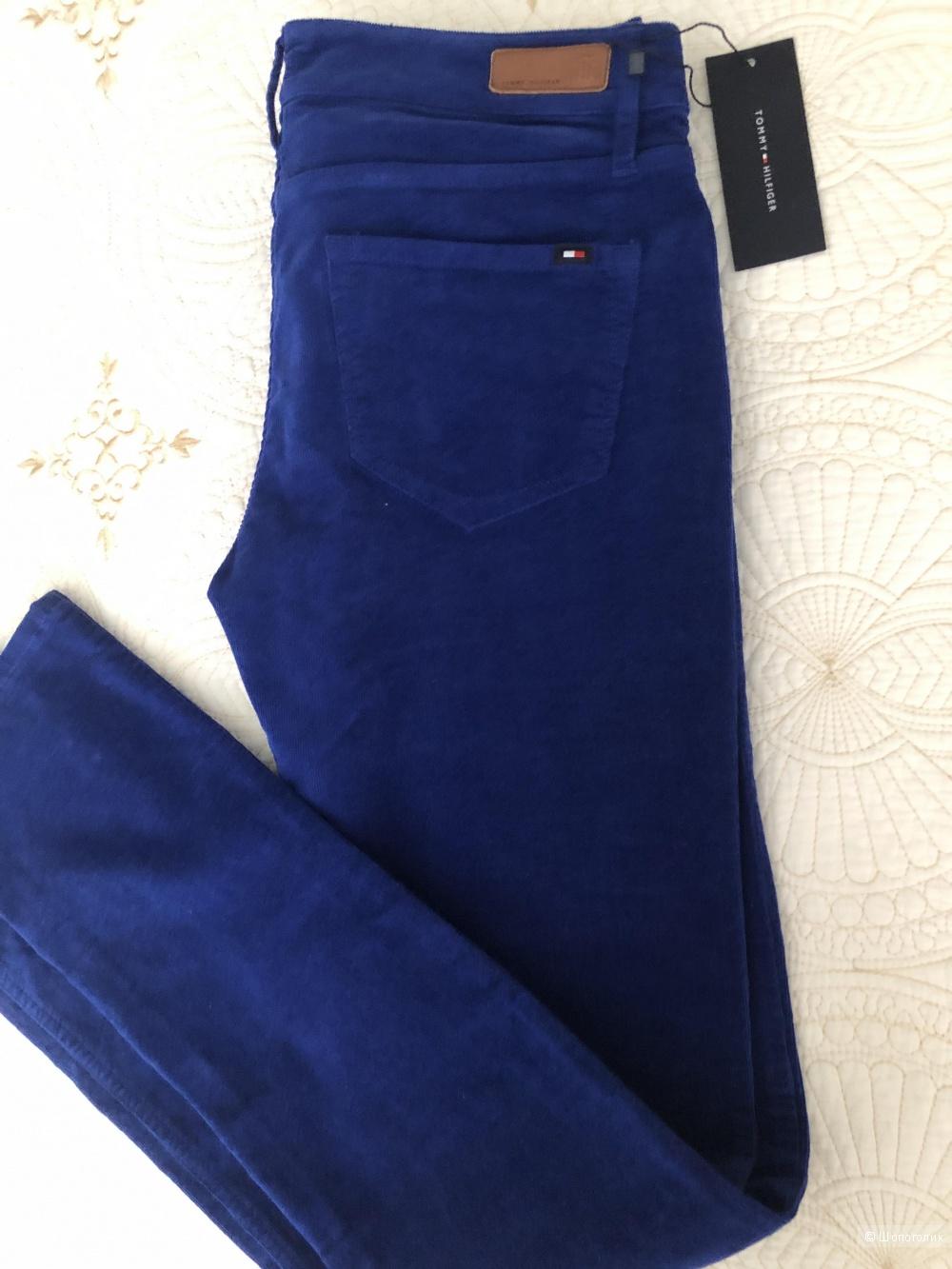Вельветовые джинсы Tommy Hilfiger Us4/EU 34
