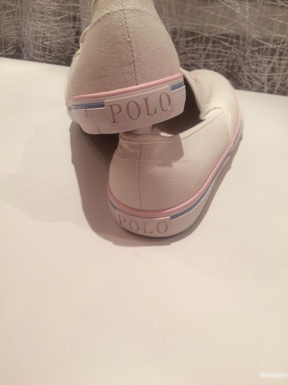 Слипоны Polo Ralph Lauren 38,5
