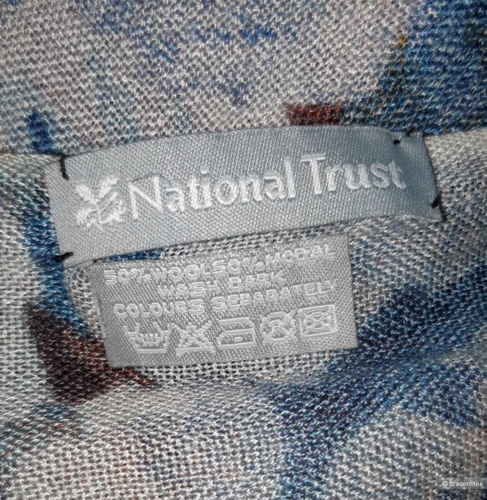Палантин national trust, размер 70*185