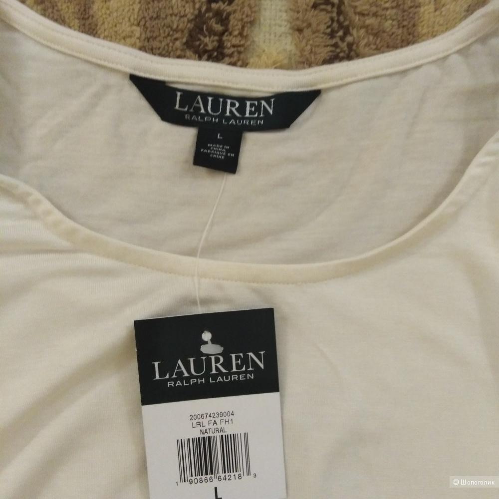 Футболка Lauren Ralph Lauren  размер L