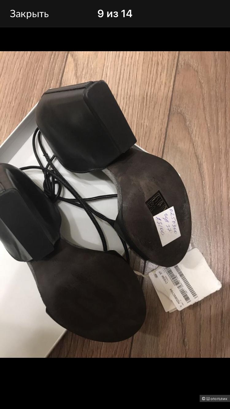 Туфли Brunello cucinelli 37 размер.