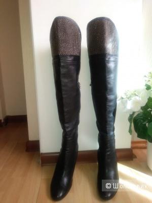 Сапоги MARA , размер 38,5 - 39