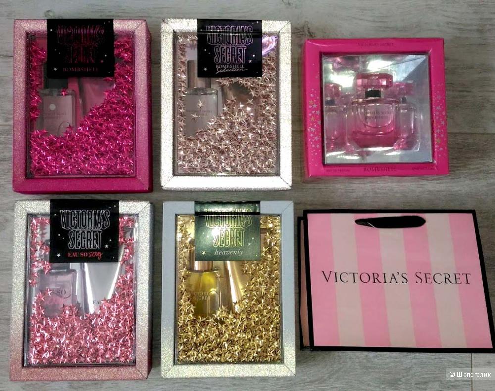 Подарочный набор Victoria's secret  Bombshell