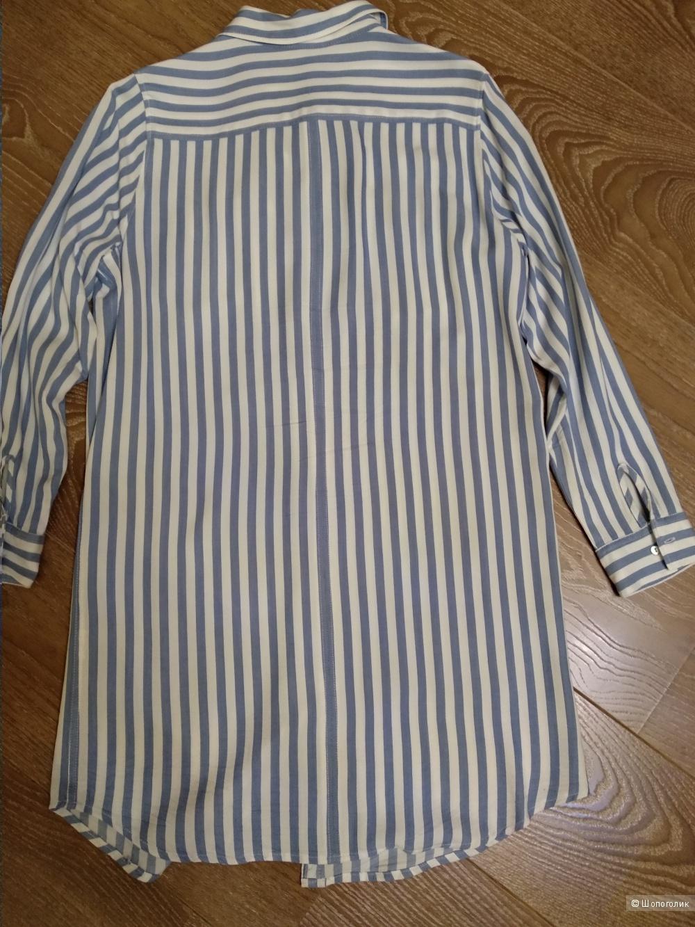 Платье-рубашка Lime, размер 44-46