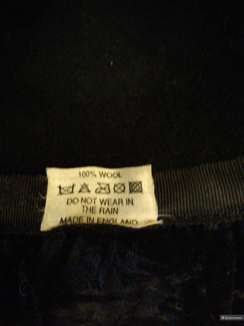 Шляпа фетровая, Англия, р-р 52