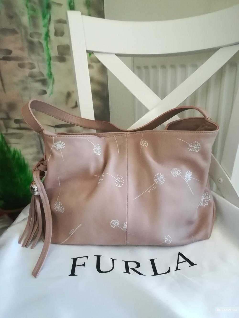 Сумка Furla, размер 22х35х12