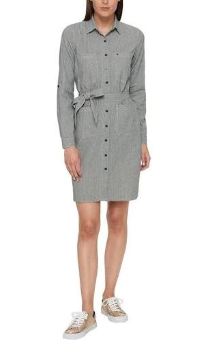 Платье-рубашка Tommy Hilfiger, размер 10 (48-50)