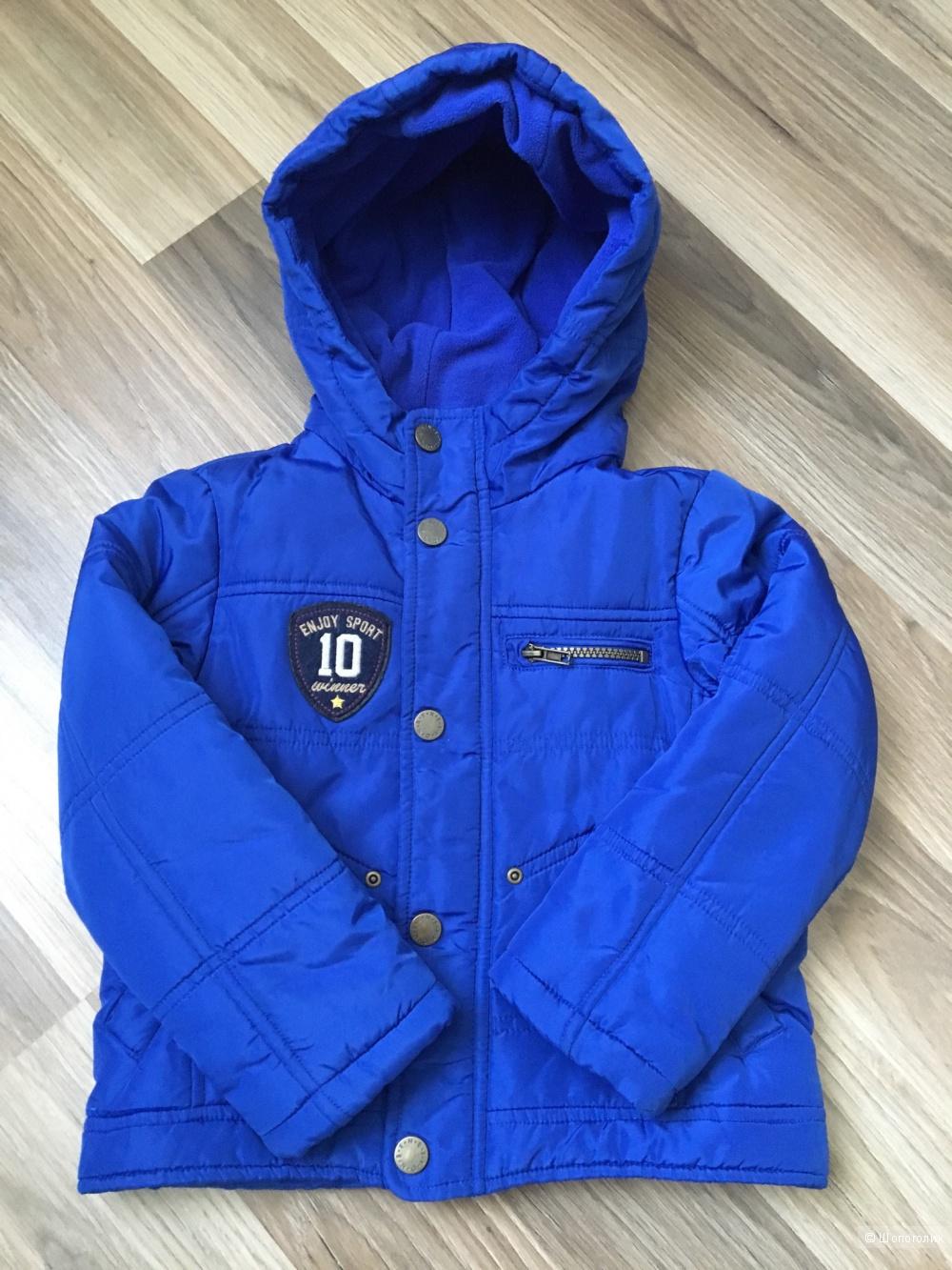 Куртка Benetton размер 4-5 лет