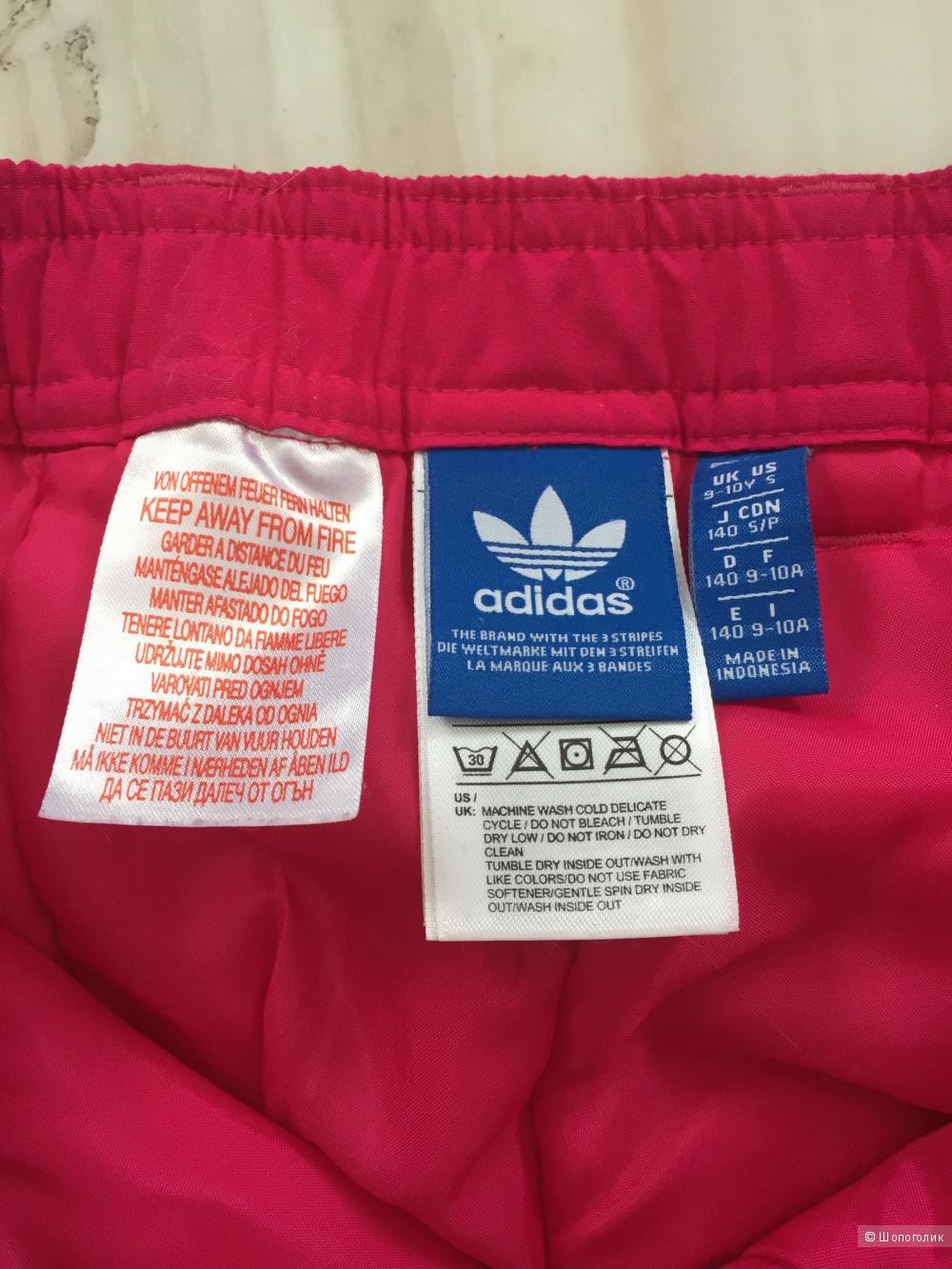 Брюки Adidas, размер 140, 9-10 лет
