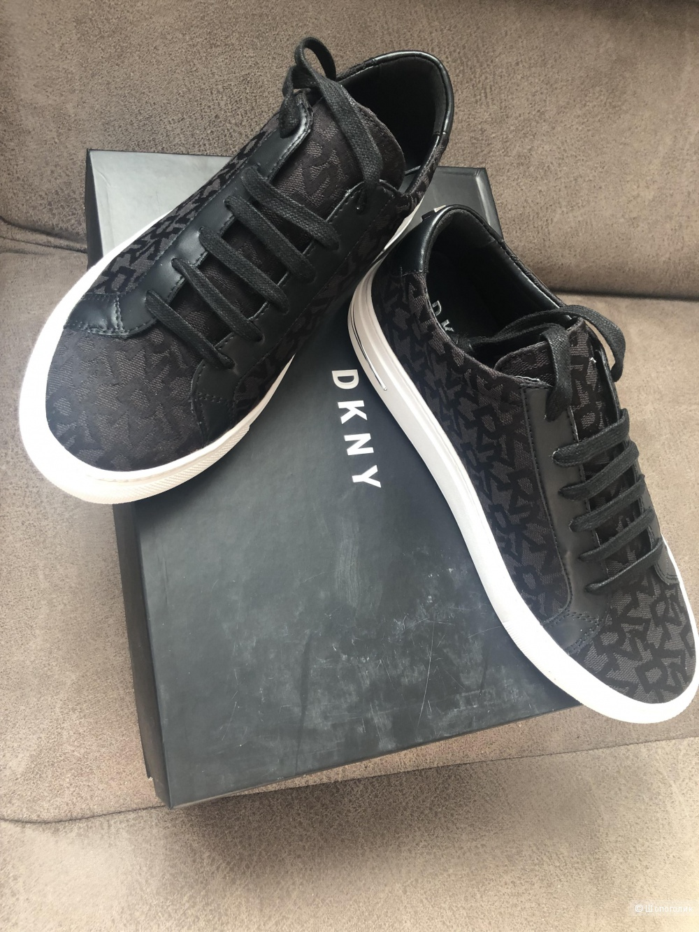 Кеды DKNY, размер 36,5