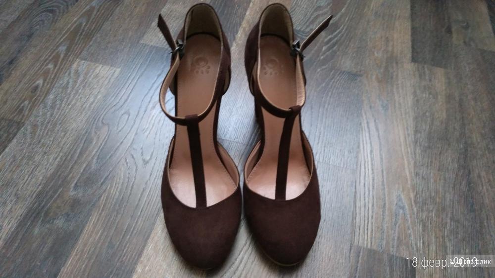 Туфли benetton 38 размер