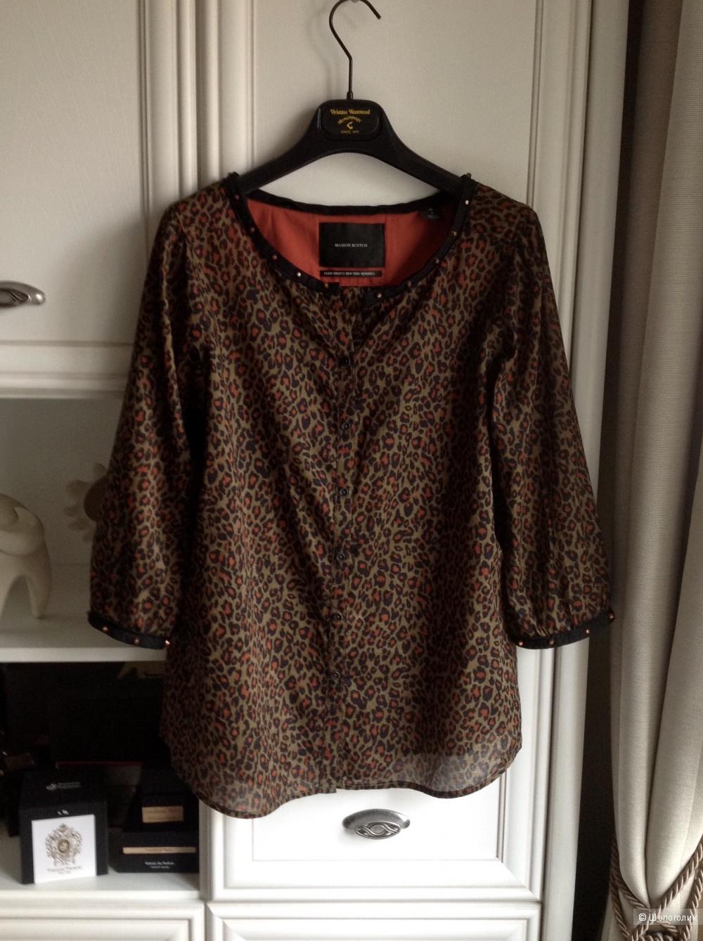 Блузка Maison Scotch, размер 42-44.
