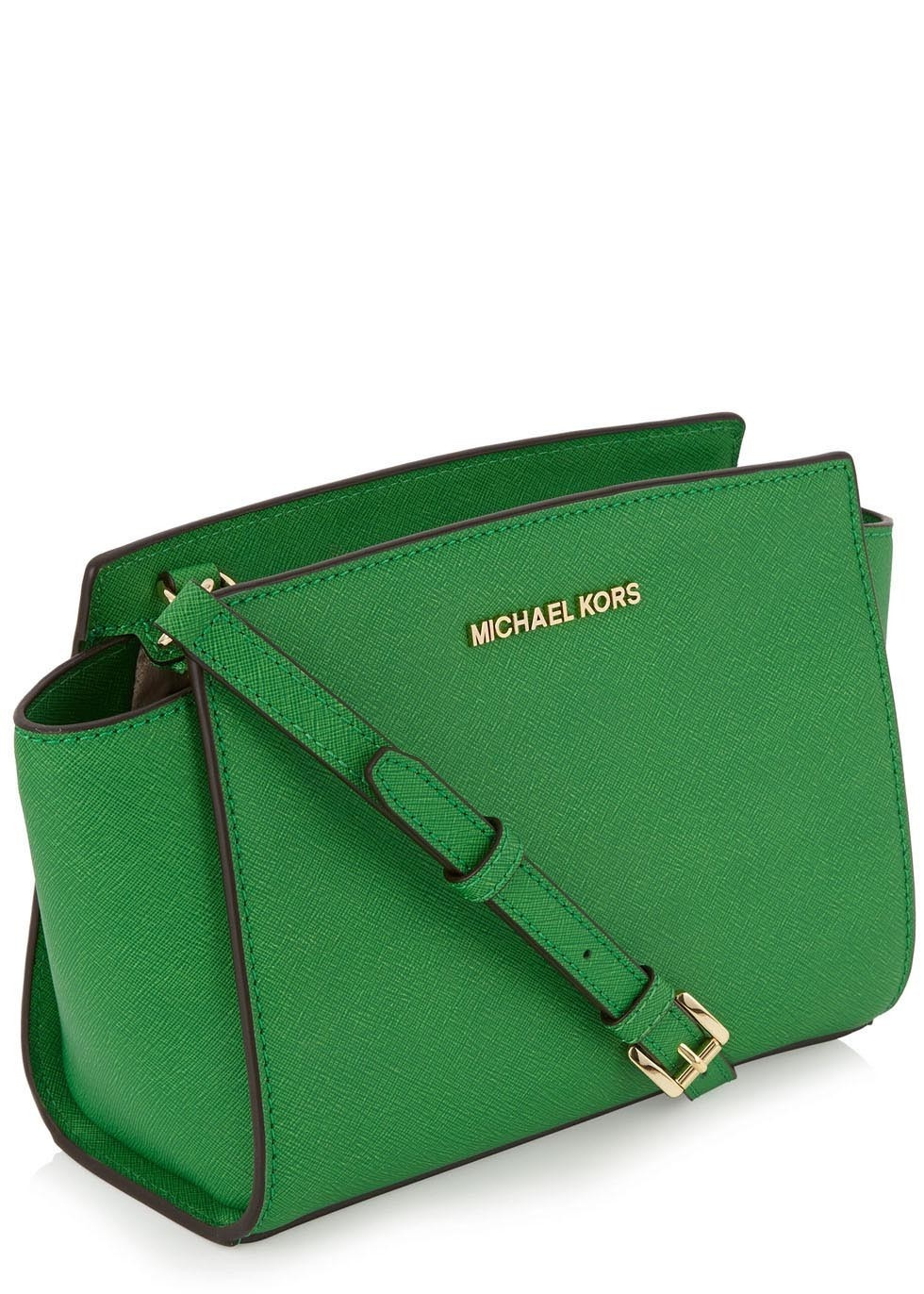 Cумка кроссбоди Michael Kors Selma Mini Messenger