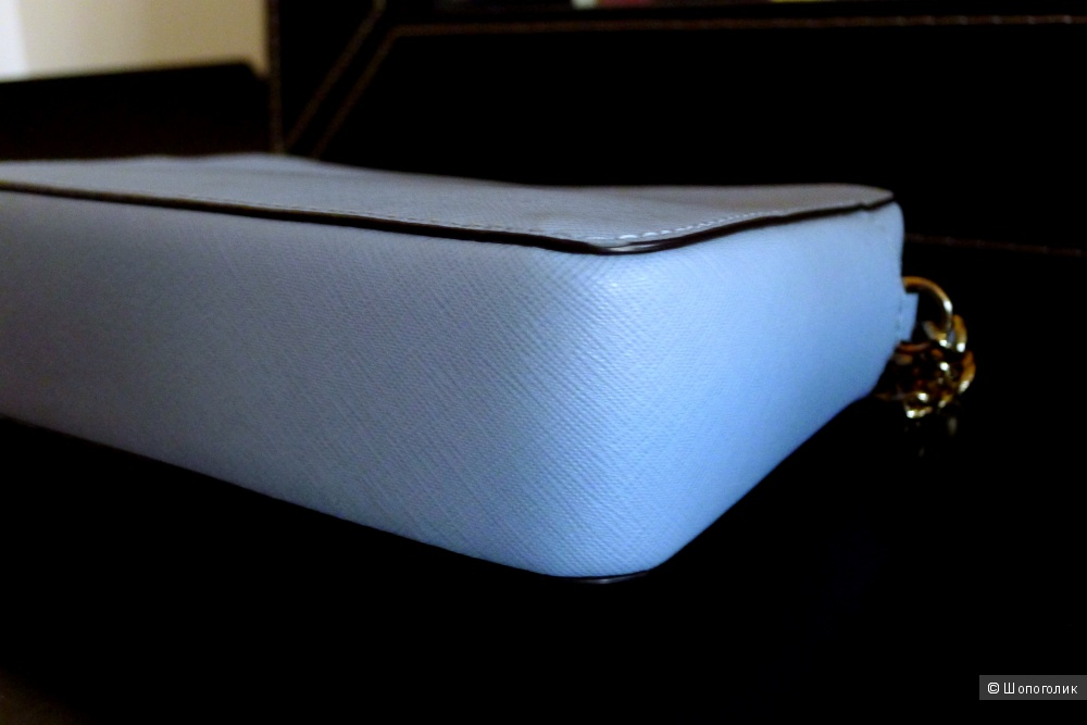Сумка кроссбоди Michael Kors Jet Set Large Saffiano Leather Crossbody