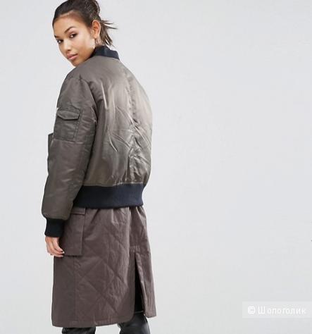 Куртка-бомбер ASOS, 16 UK (44 EU)