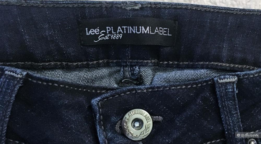 Джинсы женские LEE PLATINUM, размер 4