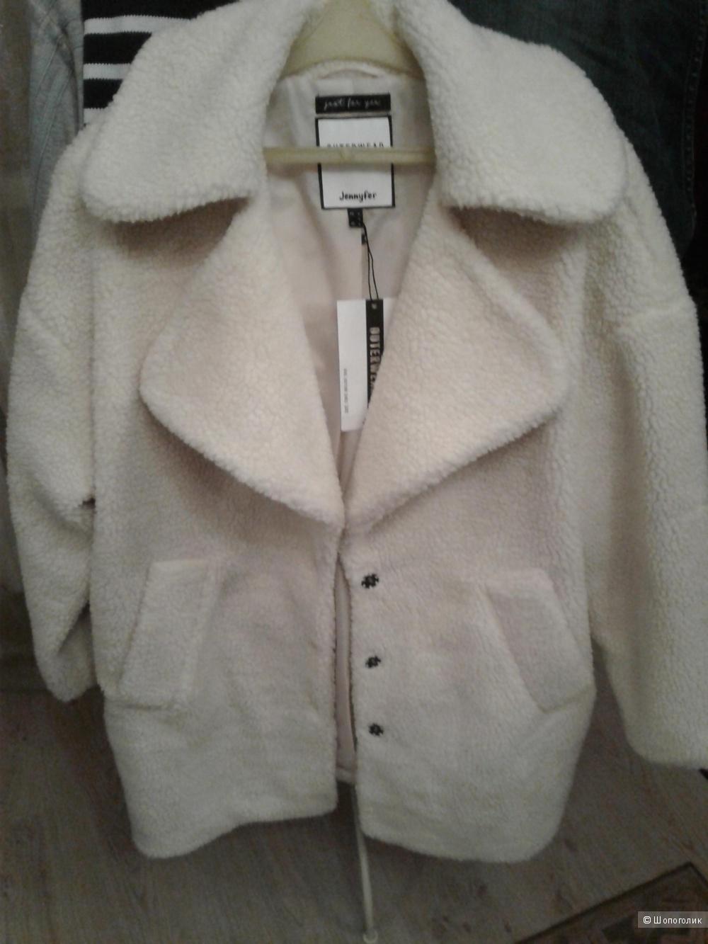 Пальто-шубка Jennyfer размер L