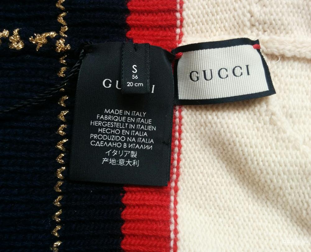 Шапка Gucci,56 см