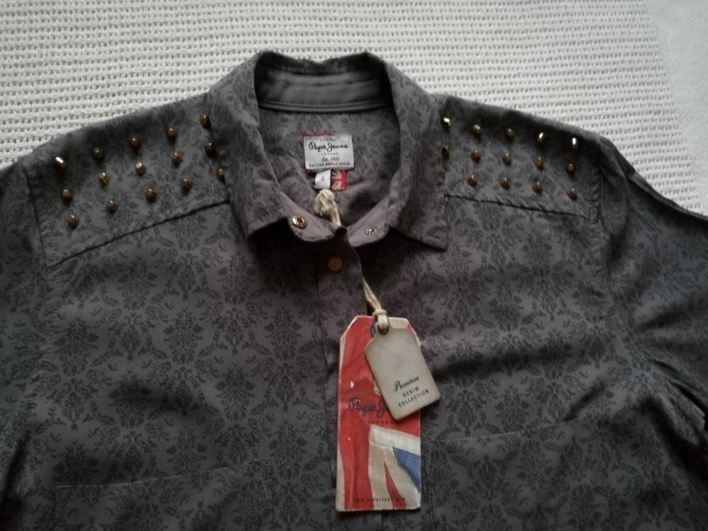 Рубашка, Pepe Jeans, размер S
