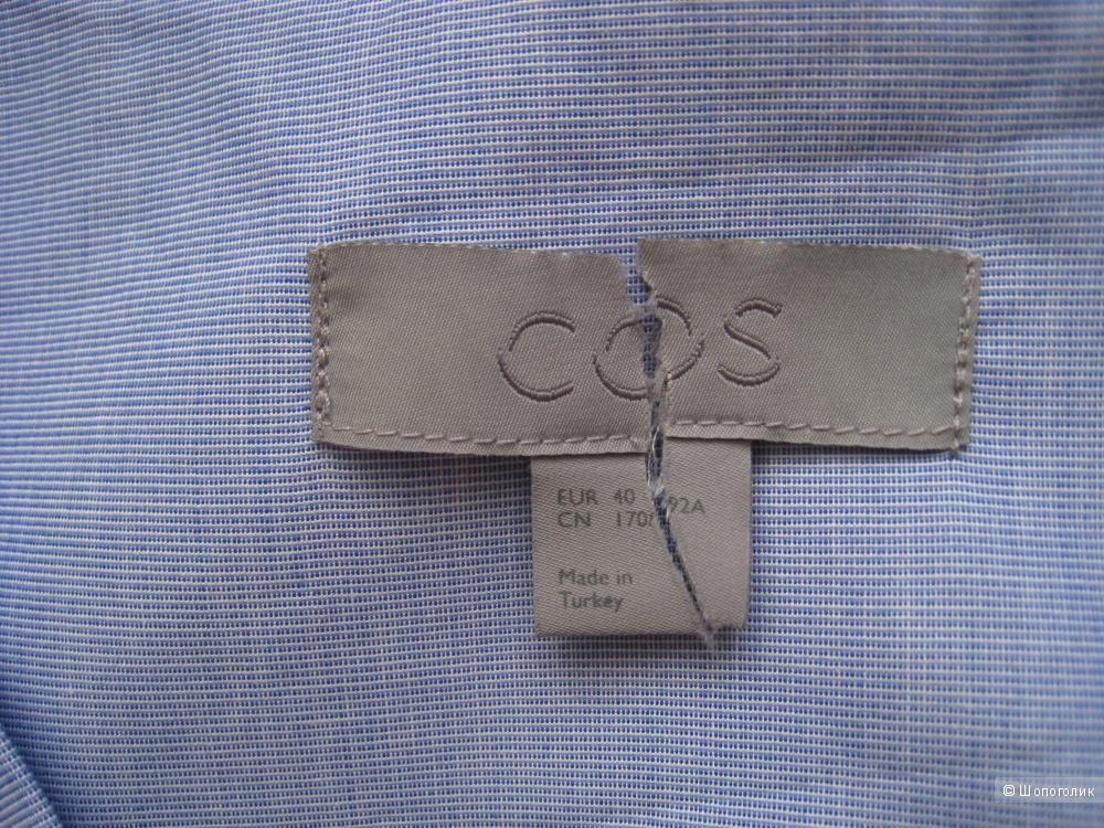 Платье с запахом COS, маркировка 40