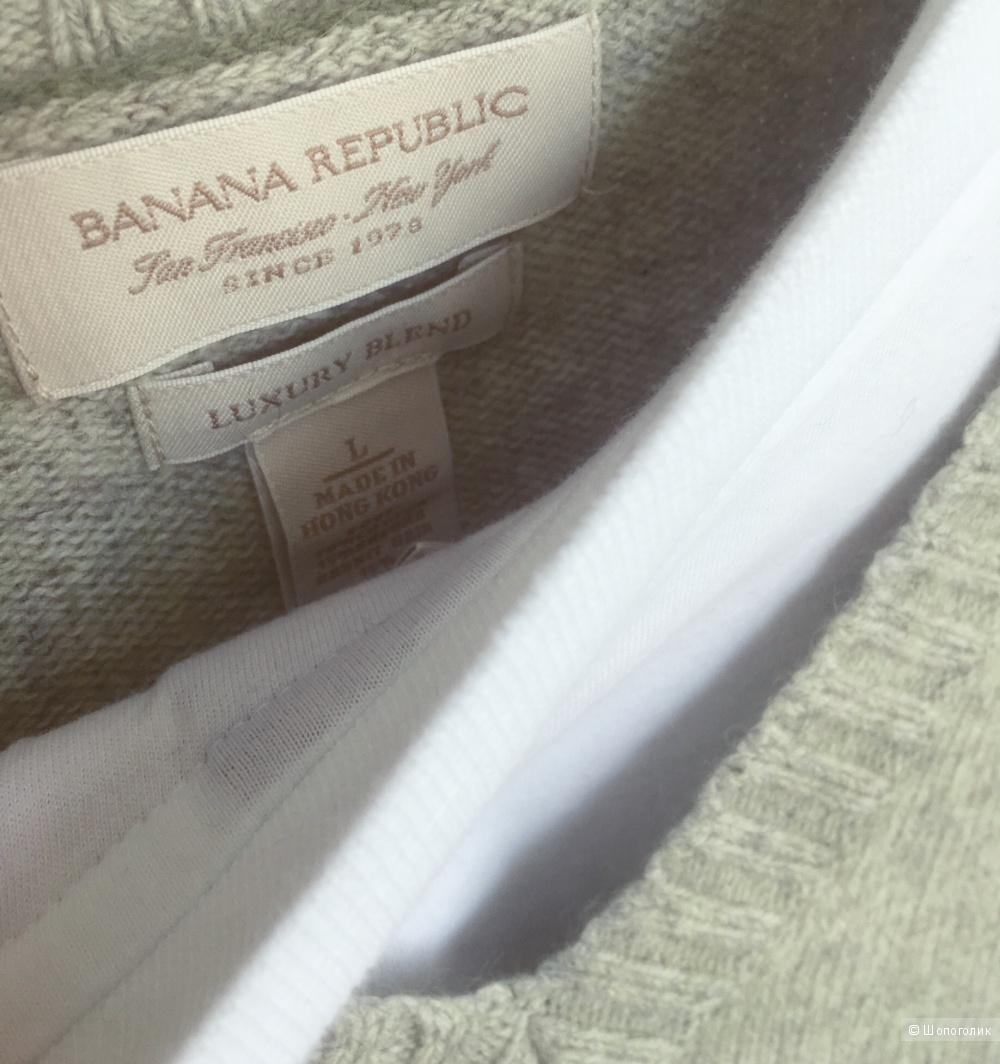 Пуловер Banana Republic. Размер L.