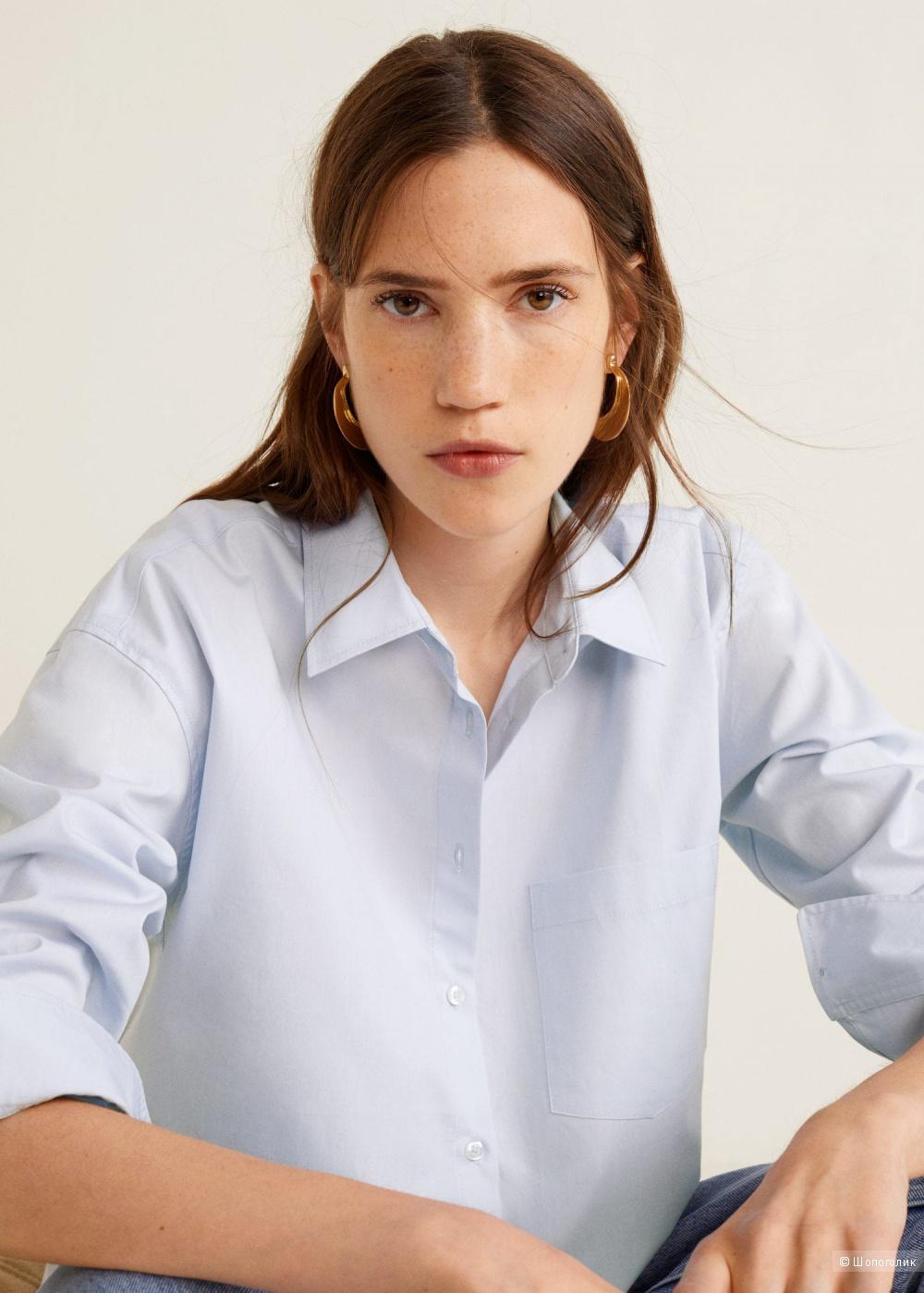 Рубашка Mango 42 p.