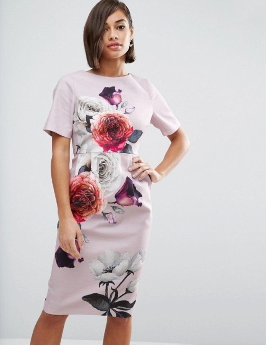 Платье ASOS, размер UK 8