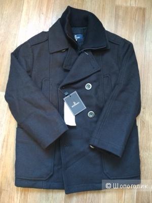 Пальто detomaso размер 7-8 лет