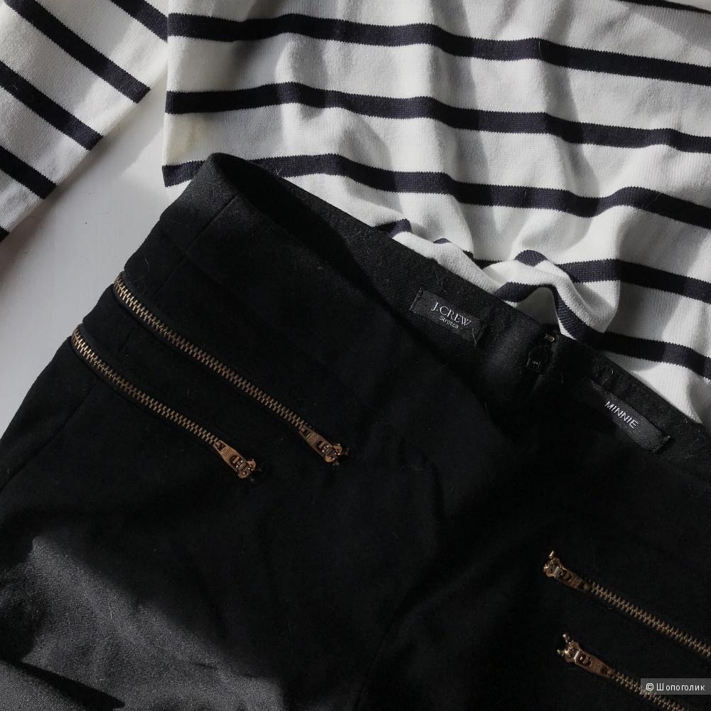 Шерстяные брюки J. Crew, 4