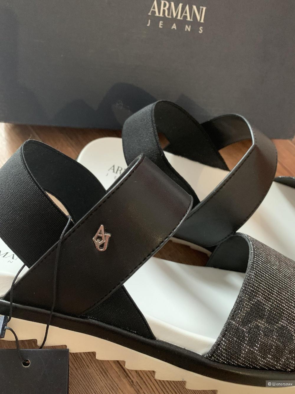 Сандалии Armani Jeans, 41р