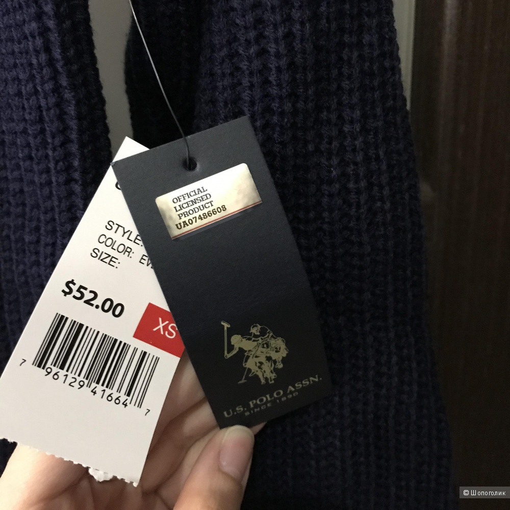 Платье Us Polo Assn размер XS