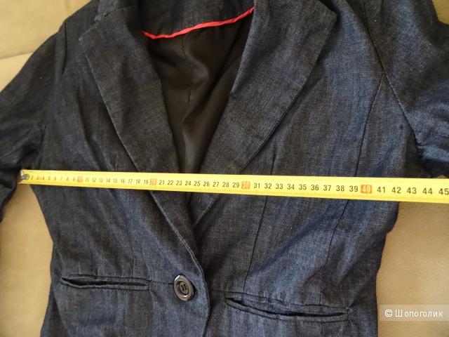 Пиджак blue rags denim, размер 40-42