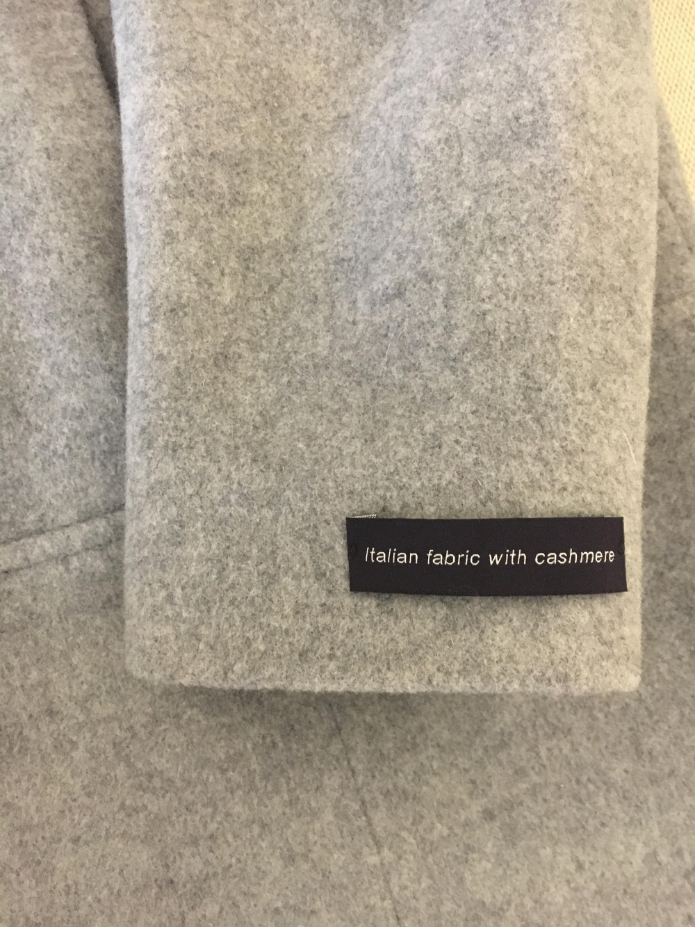 Пристраиваю пальто Marks & Spencer 16