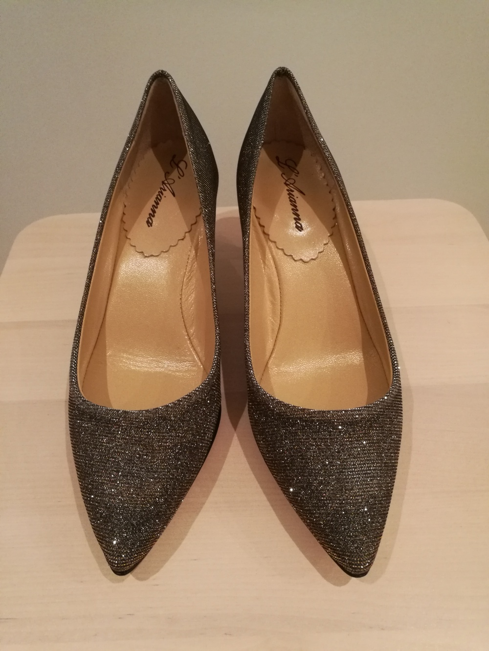 Туфли, L'arianna,  размер 37
