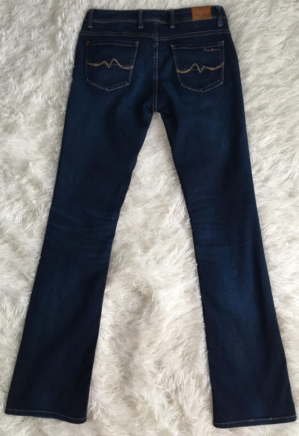 Джинсы Pepe Jeans London, размер 27