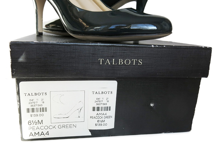 Туфли Talbots 6,5 US (36,5)