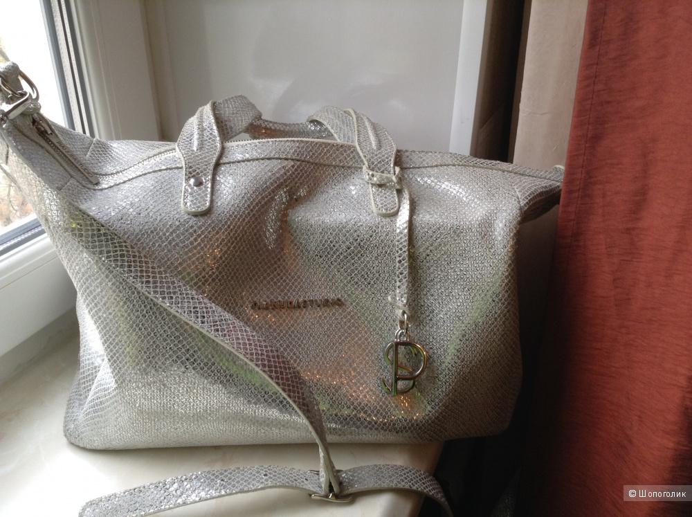 Кожаная сумка PIANURASTUDIO