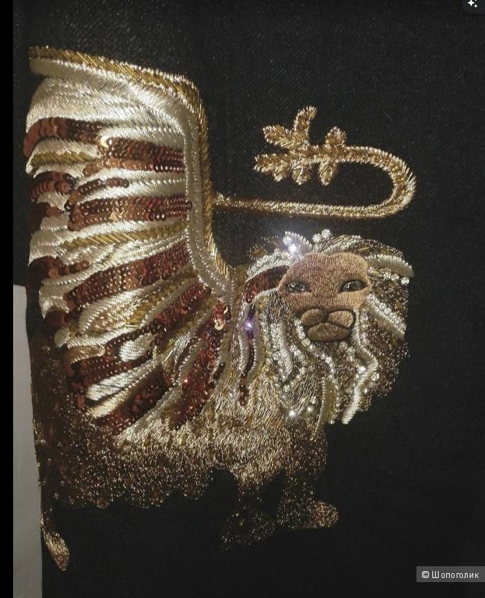 Пальто Альберты Феретти . 46-48 размер