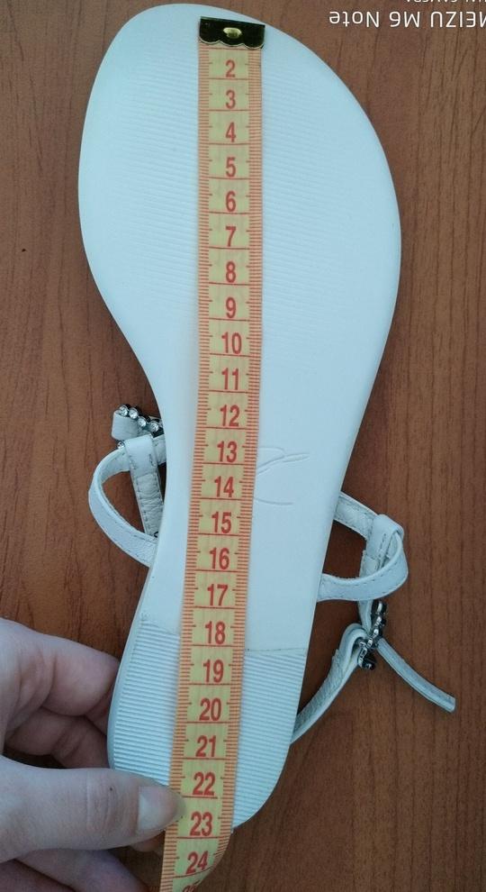 Женские сандалии от Paolo Conte 36 размер