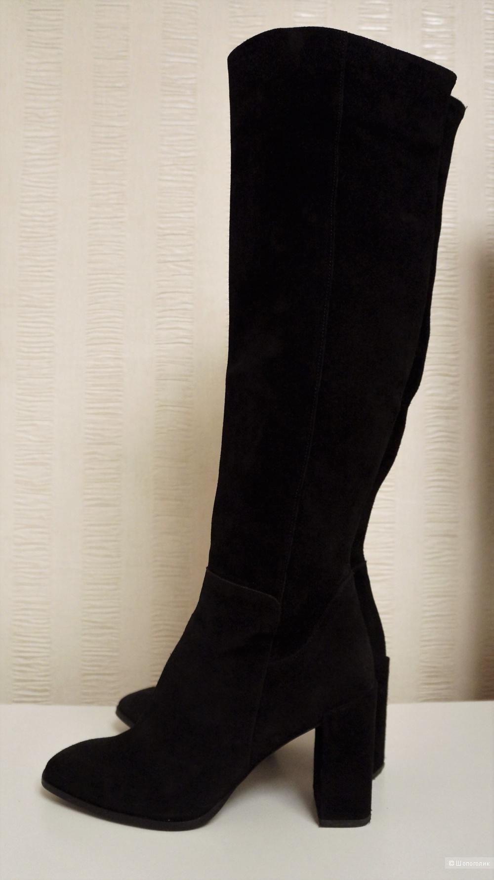 Сапоги Zara, размер 40 EU (39 RU)