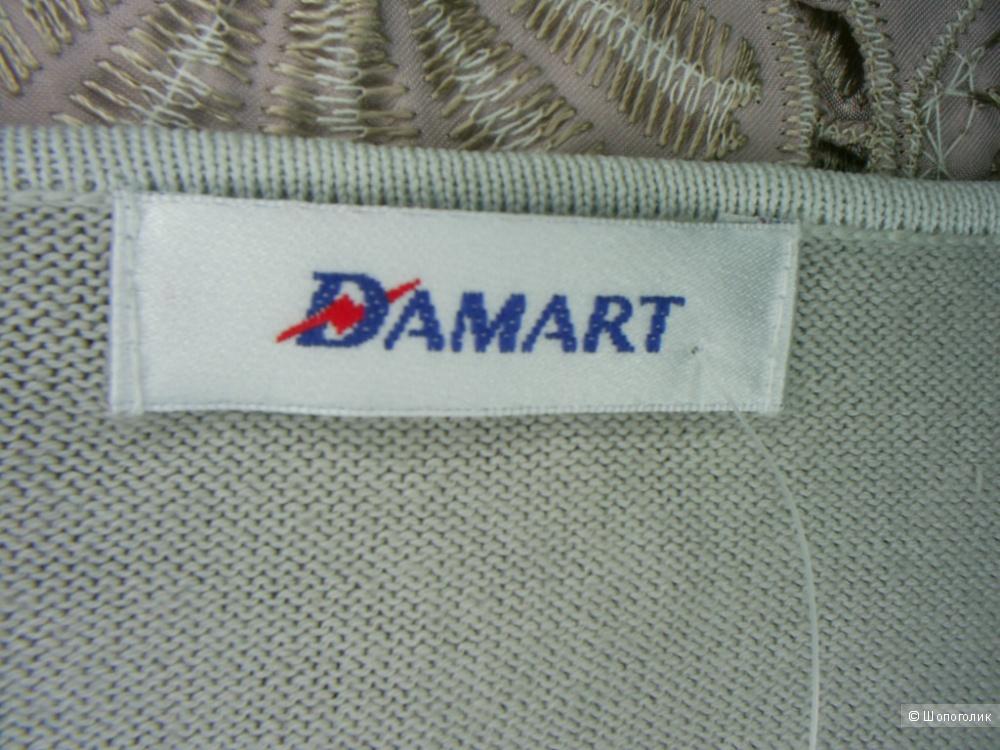 Джемпер от Damart р 16-18 на 50-52 русс.