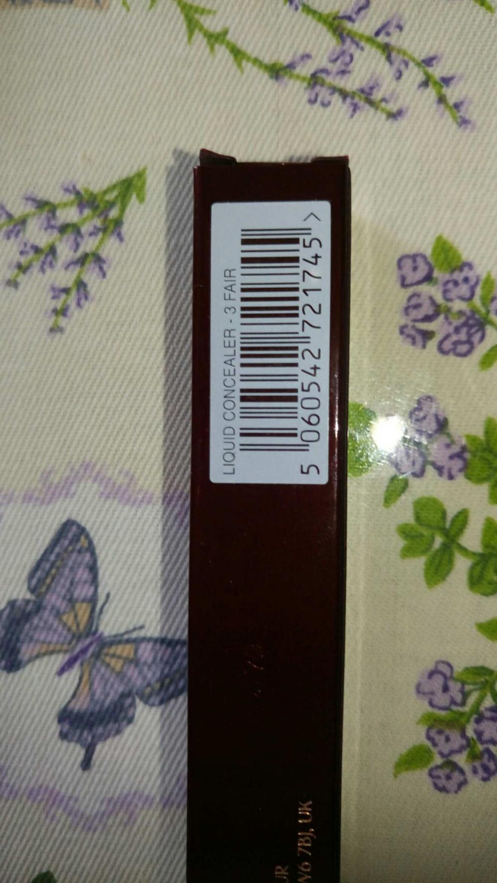Консилер для глаз CHARLOTTE TILBURY Magic Away Liquid Concealer( 4ml )