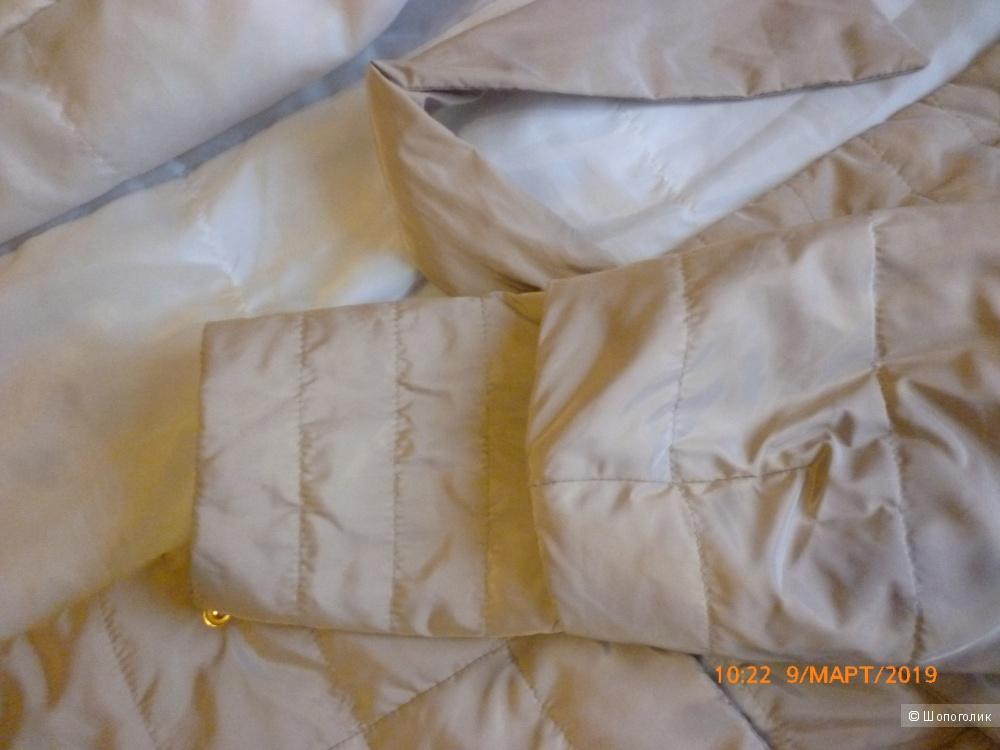 Демисезонное пальто GOLD&ZISS, рос.46