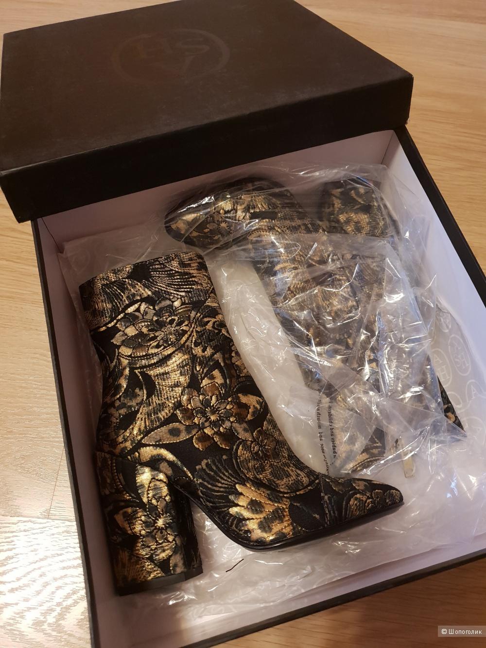 Ботинки, ASH, 35 размер