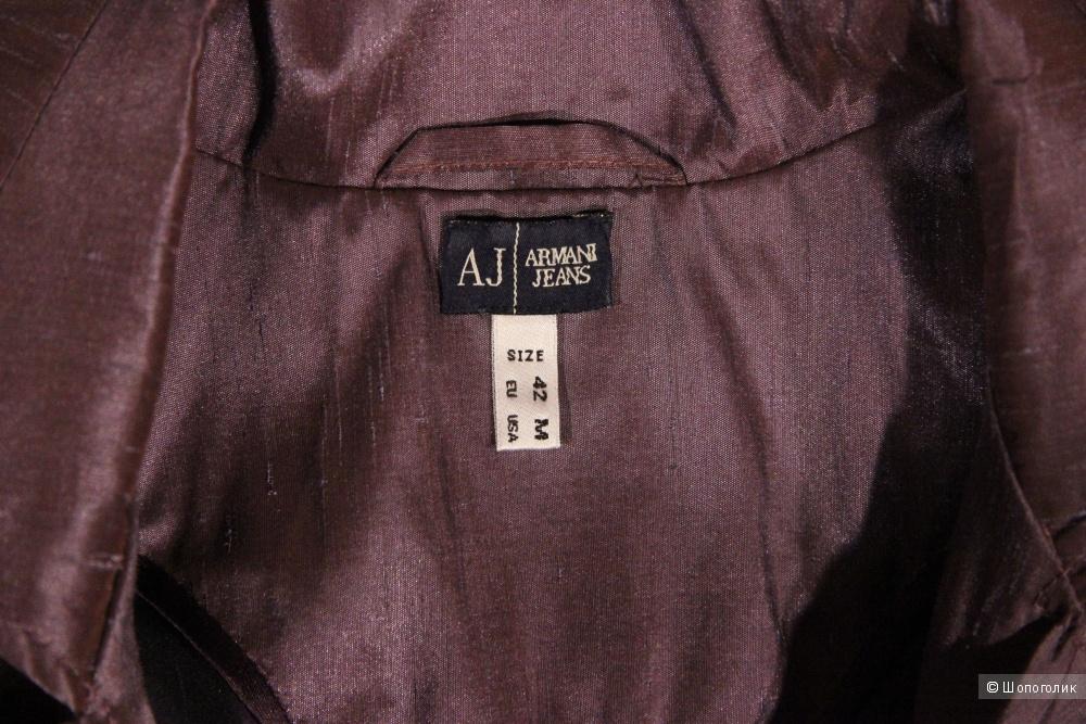 Плащ/тренч Armani Jeans размер 42-44-46(S/M)