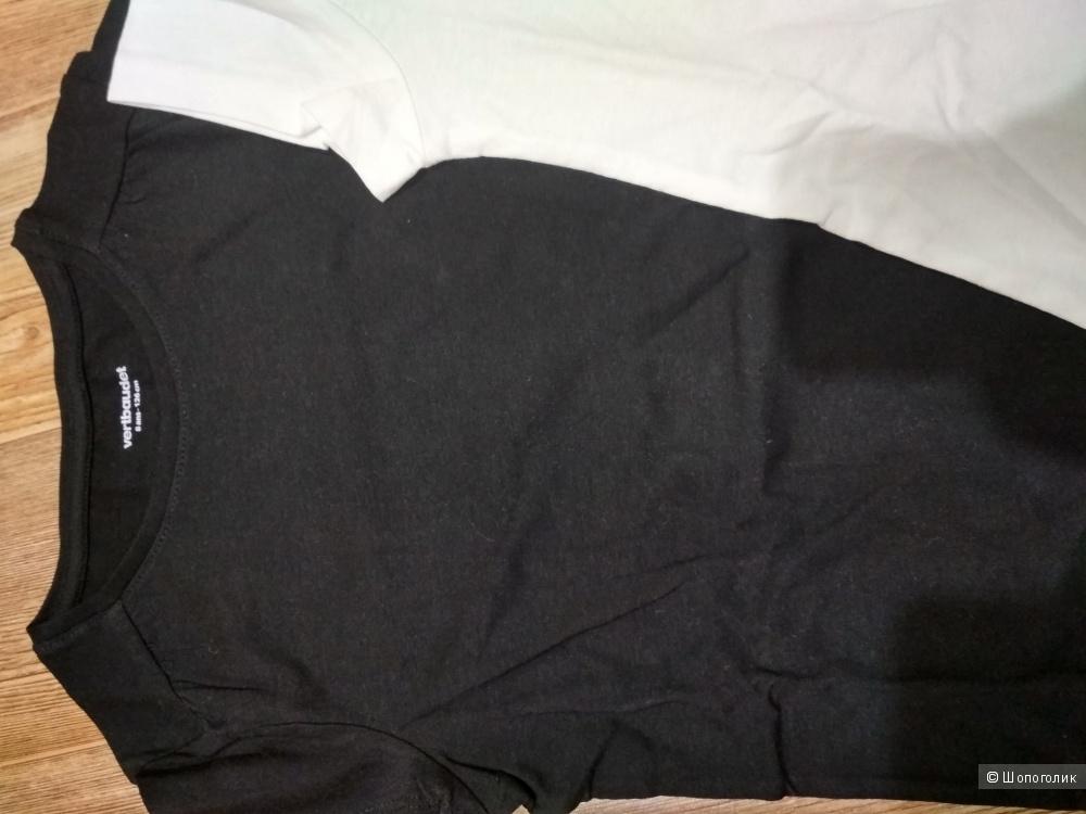 Комплект футболок vertbaudet размер 126