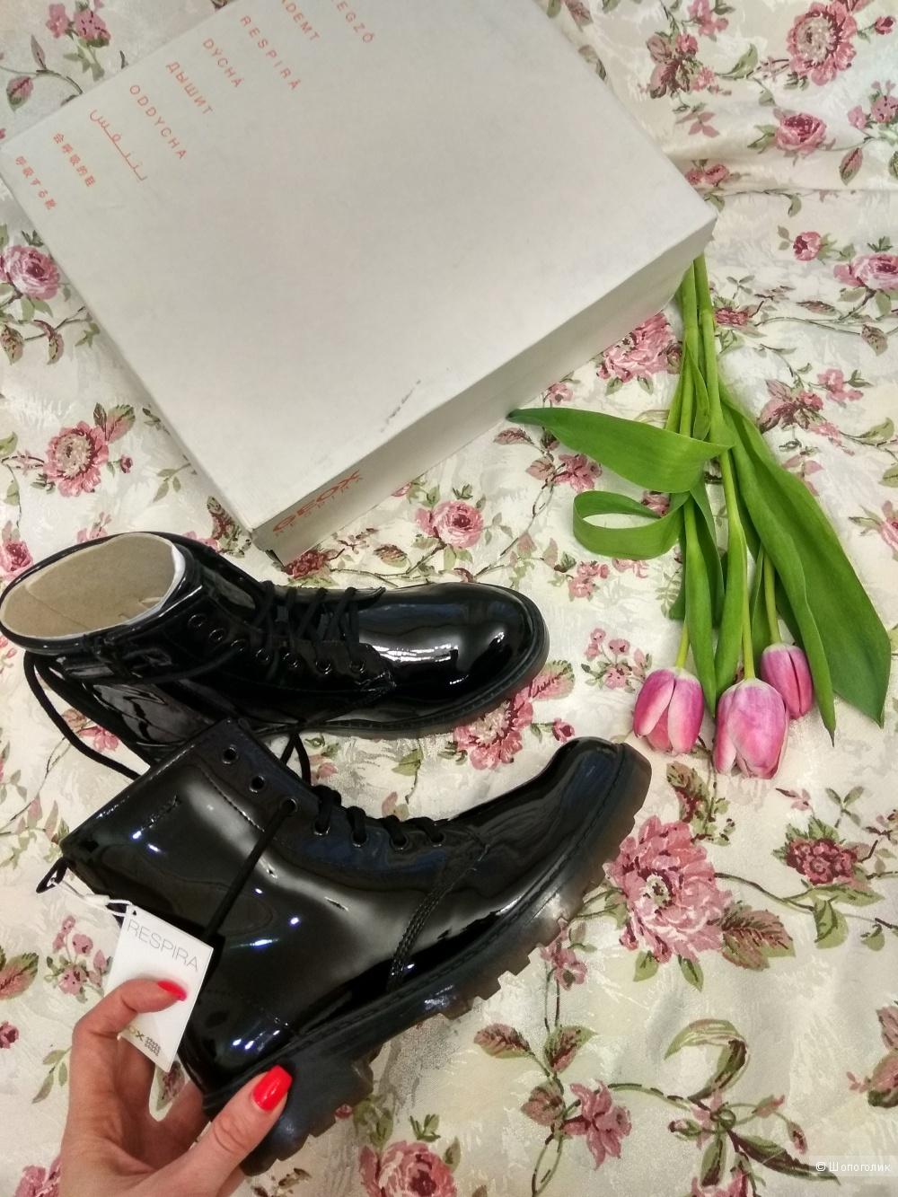 Сапоги ботинки  Geox 35 размер