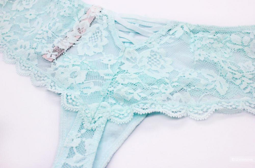 Кружевной комплект Victoria's Secret, размер S