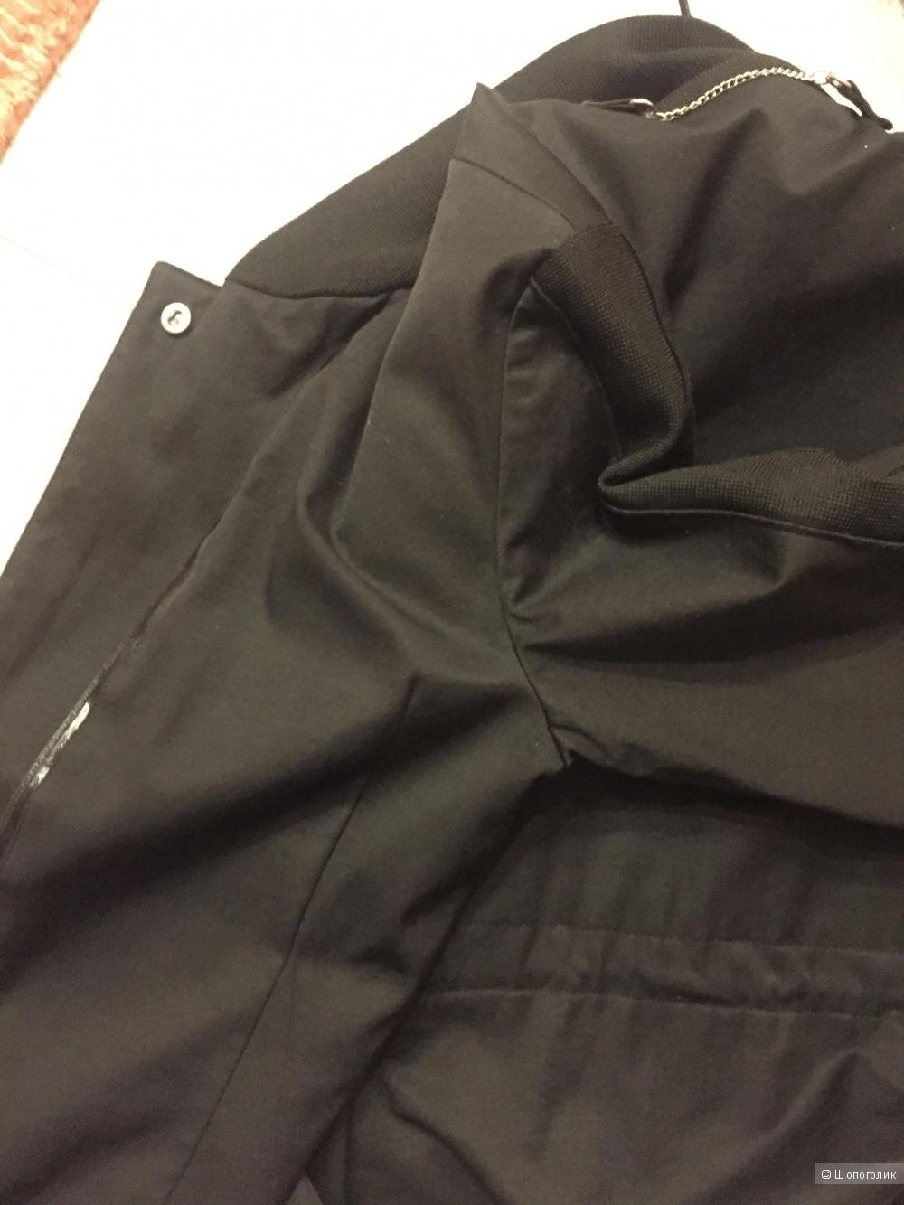 Куртка- бомбер  MARITHÉ + FRANÇOIS GIRBAUD , размер  42